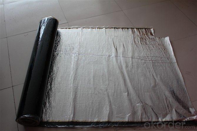 Self Adhesive Bitumen Waterproof Membrane