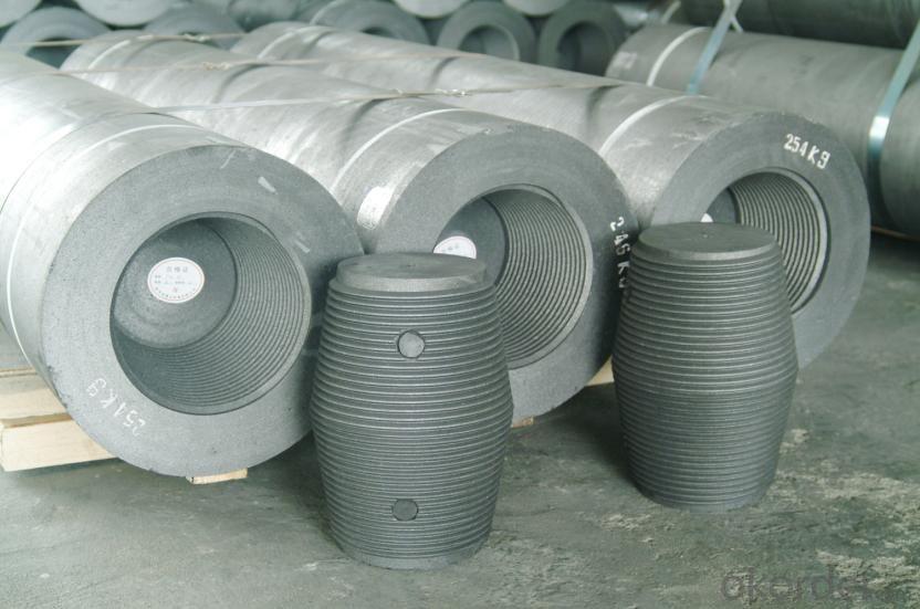 UHP Graphite Electrode Elastic Modulus of Granite