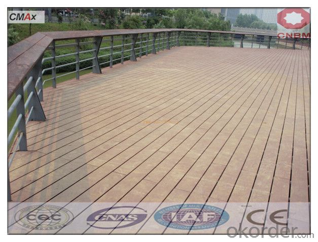 Hot Sale DIY Decking, Wpc Interlocking Tiles