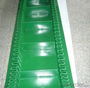 Endless Industrial PVC Food Conveyor Belt with Stable Performance
