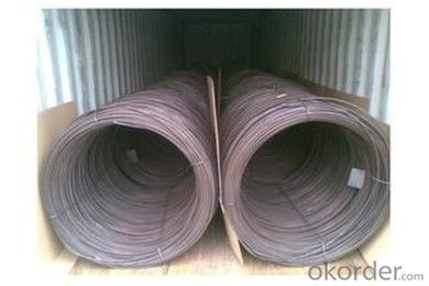 SAE1008Gr Steel Wire rod 5.5mm with Best Quality in China