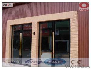 Outdoor Wpc Decking/ Wood Plastic Composite --372