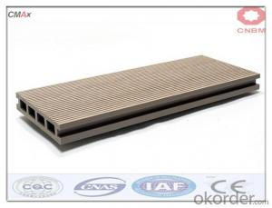 Factory Price Wood Plastic Composite Wpc Decking