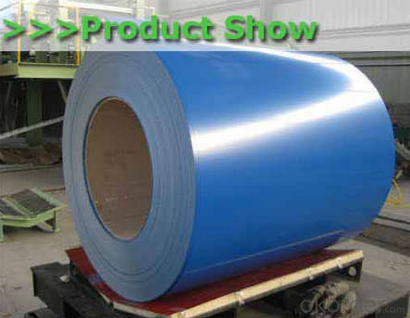 well waranty color coated zinc steel coil