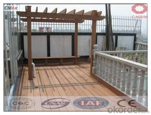 2015 Swimming Pool Wpc Decking Prices from China