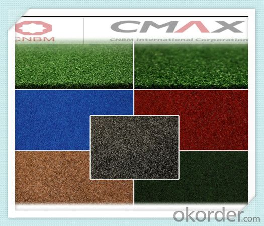 Artificial Grass Lawn Rubber Backed with Drainage Holes