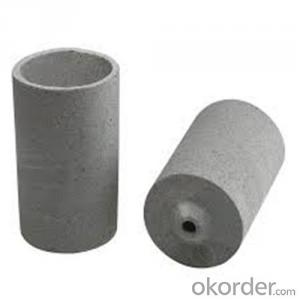 Refractory Crucibles Sic Crucible For Melting Copper/Brass