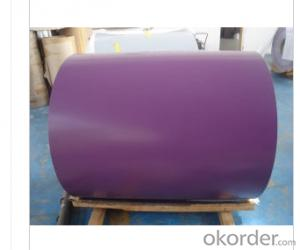 NICE COLOR ALU-ZINC STEEL SHEET IN COIL