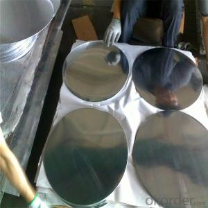 Spinning and Deep Drawing Quality Aluminum Circle 3003 H26 for Cookware