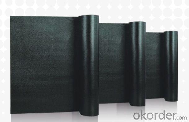 Self Adhesive Modified Bituminous Waterproof Membrane