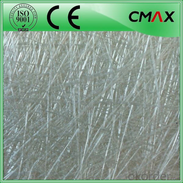 E glass Fiberglass Chopped Strand Mat Factory