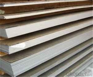 Stainless Steel Plate AISI 316  with Best Quality in China