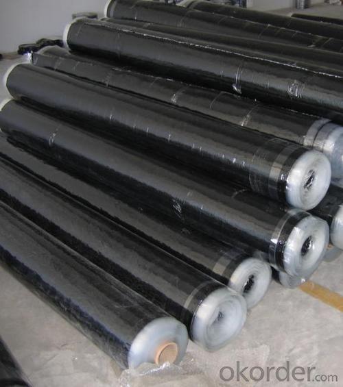 Self Adhesive Modified Bituminous Waterproofing Membrane
