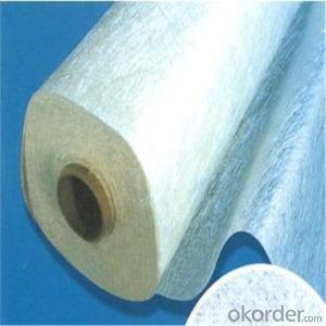 Fiberglass Chopped Strand Mat EMC100 of 100gsm