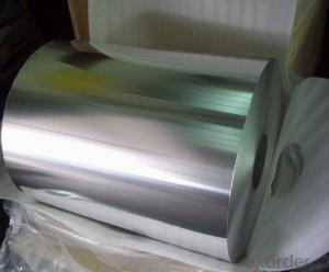Colored Metallic Aluminum Foil Paper Rolls for Cigarette Inner Packaging