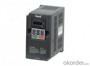 Goodrive10 series mini inverter with full certification