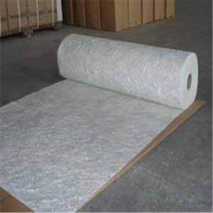2015 E-glass Powder Chopped Stand Mats