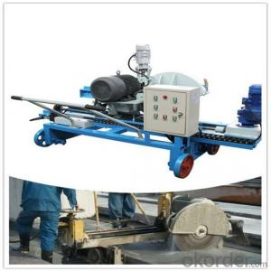 Reinforced Concrete Slab Cutting Machine
