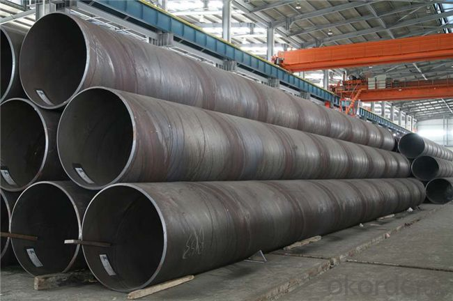 ASME API 5L Good Quality ERW Steel Pipe Welding