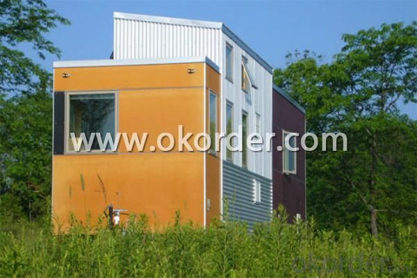 Mobile Living House Container for Sale from China factory