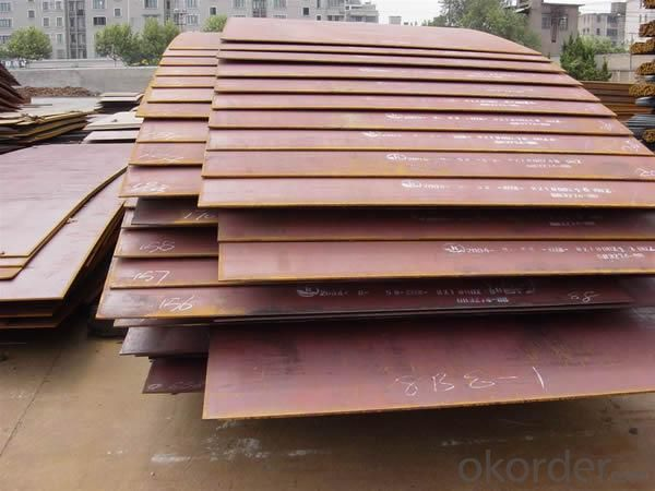 Hot Rolled Steel Plate for Shipbuilding
