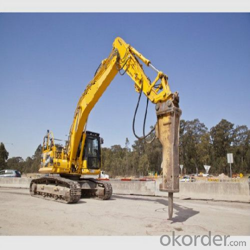 Excavator mounted breaker from china quick coupler buy
