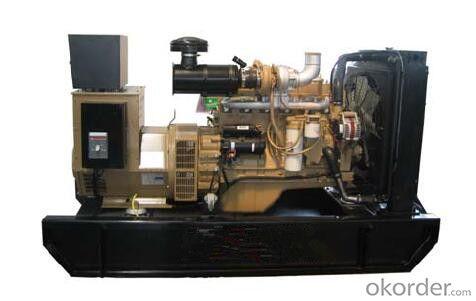 Diesel Generator Volvo 300kw/380kva