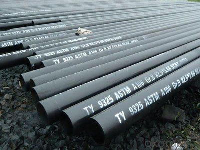 GB ASME API 5L Seamless Steel  Line pipe