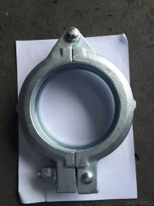 Concrete Pump Bolt Clamp Coupling DN125 Forged