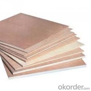 High Quality Melamine Plywood/Melamine Melamine Blockboard