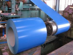 Prepainted Steel Coils/Manufacture Anticorrosion Parts of Cars (PPGI)