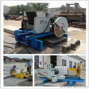 Automatic Concrete Core Slab Cutting Machine