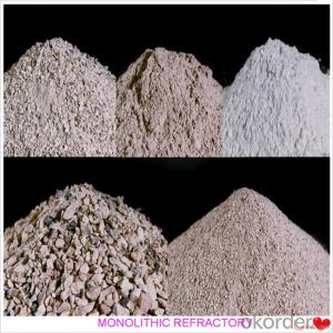 Steel Fiber Castable For Fireplace and Industrial Furnace
