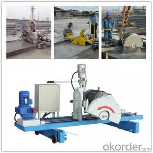 Automatic Precast Concrete Panel Cutting Machine