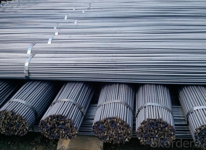 Steel Round Bar  Product Heat treatment of high quality steel