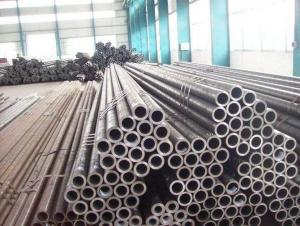 Cold Drawn Precision Seamless Steel Pipe GB/T8713-1988