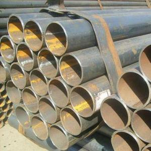 Pre-Galvanized ERW Steel Pipe JIS, GB, DIN, ASTM