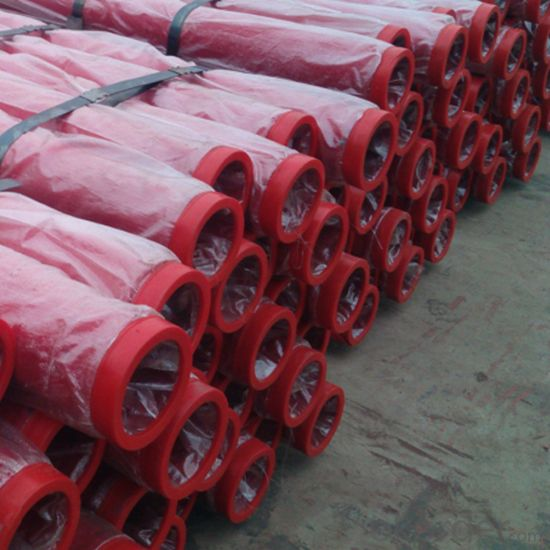 DN150 High Pressure Concrete Pump Pipe for Putzmeister