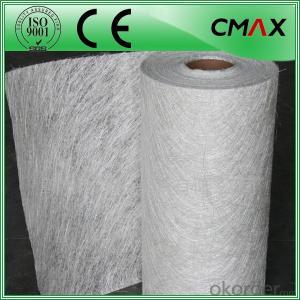 Glass Fiber E-glass Emulsion Chopped Strand Mat