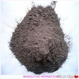 Cemento Denso para Chimeneas y Hornos Industriales de Hierro y Acero