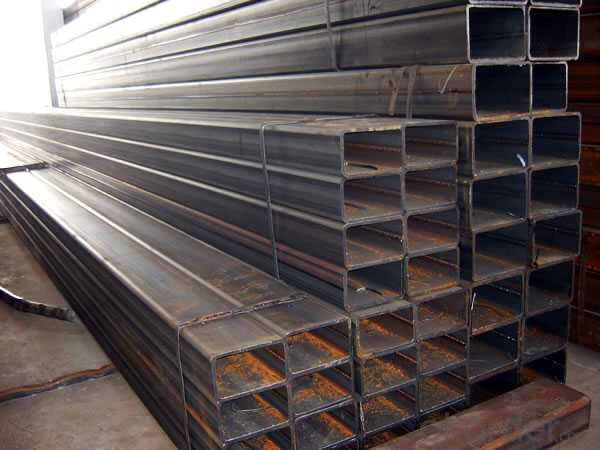 ASME API 5L GI Carbon Square Steel Pipes