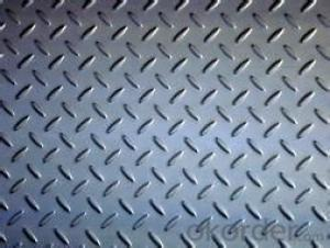 Chequered Steel Sheets for Non Slip Car Using