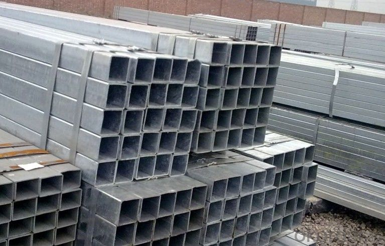 API 5L Hot Rolled Black Square Steel Pipe