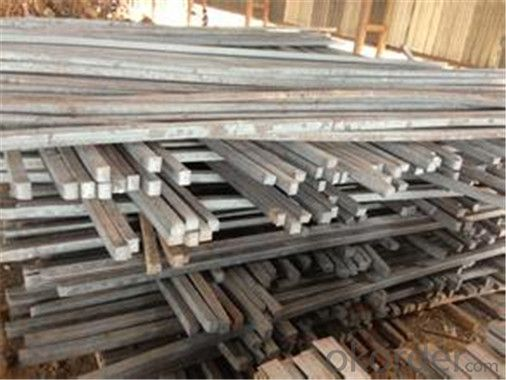 Square Steel Billets Hot Sale Q235B/5SP in China