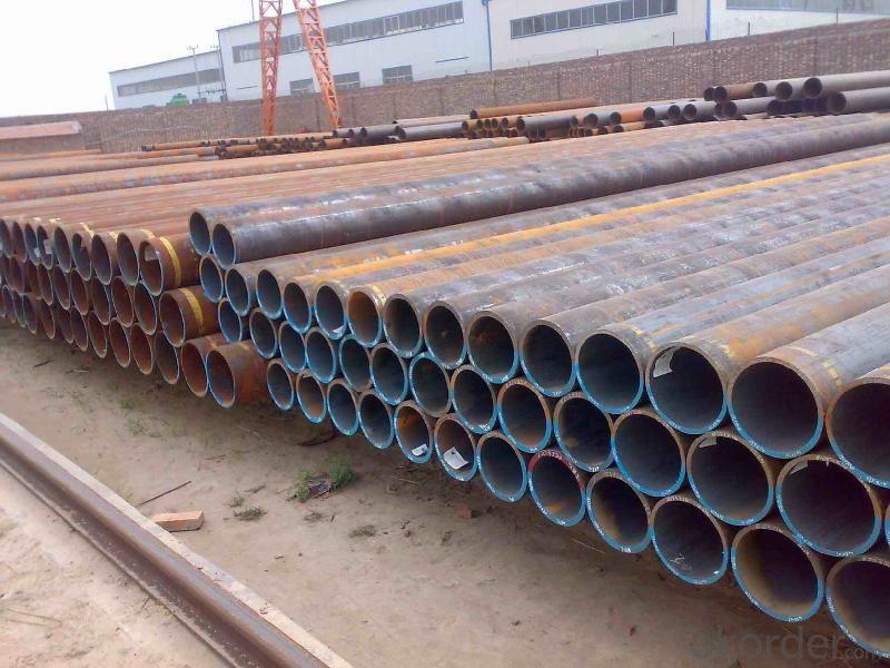 BS, JIS, GB, DIN, ASTM Carbon Welded Spiral Steel Pipe
