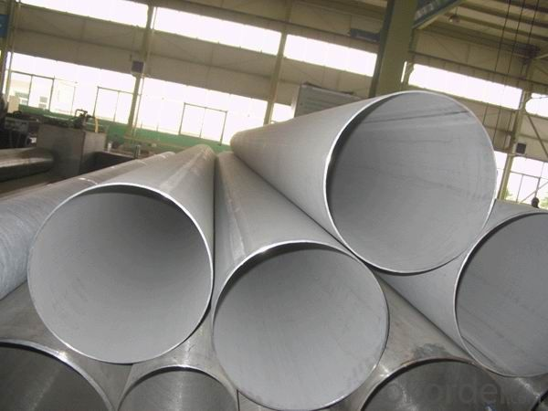 ASME API 5L Large Size SSAW Steel Pipe Welding
