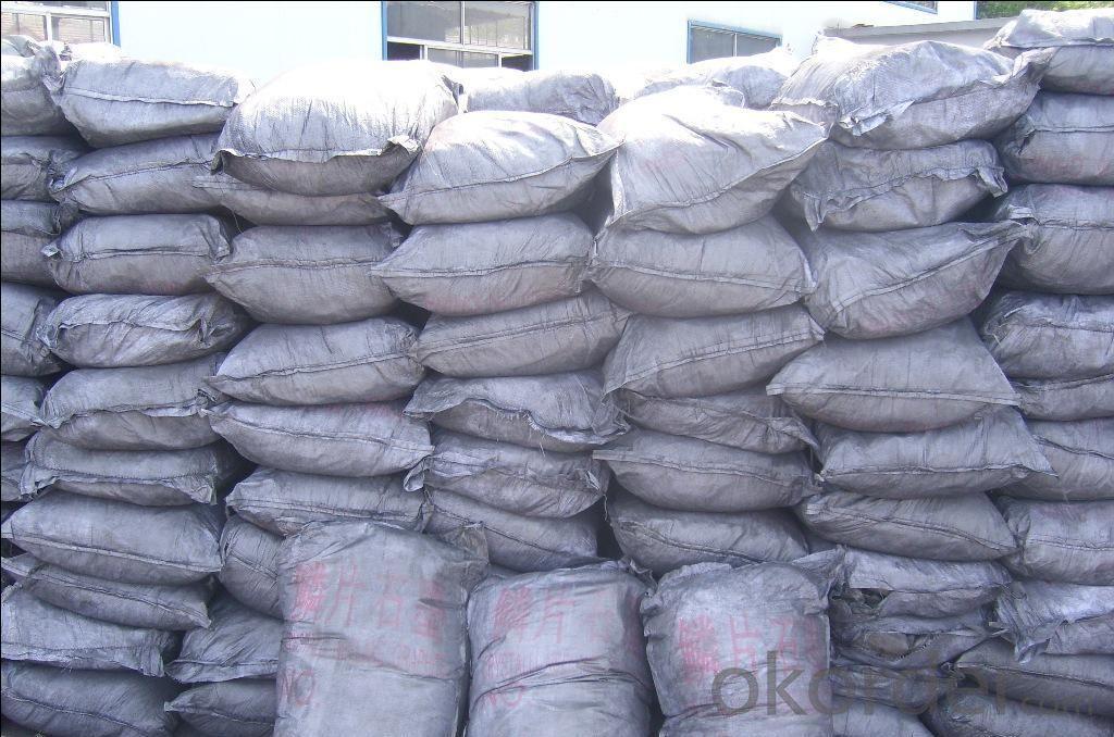 Natural Flake Graphite Origin In Shandong Provience