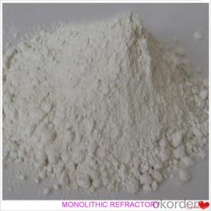 Castable Cement Refractory Cement For Fireplace and Industrial Furnace