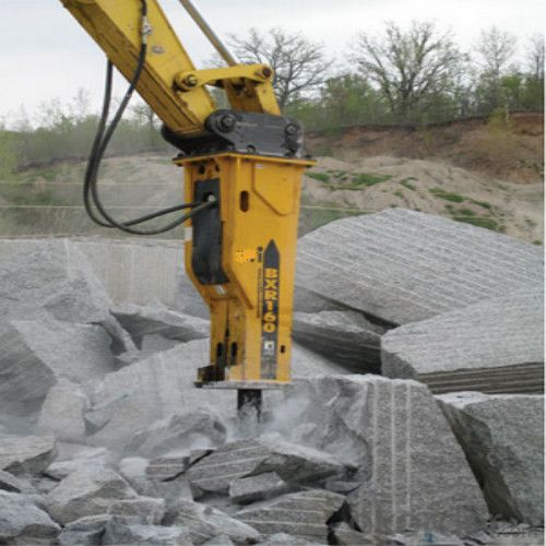 Excavator Mounted Hydraulic Breaker Charging Kit from China