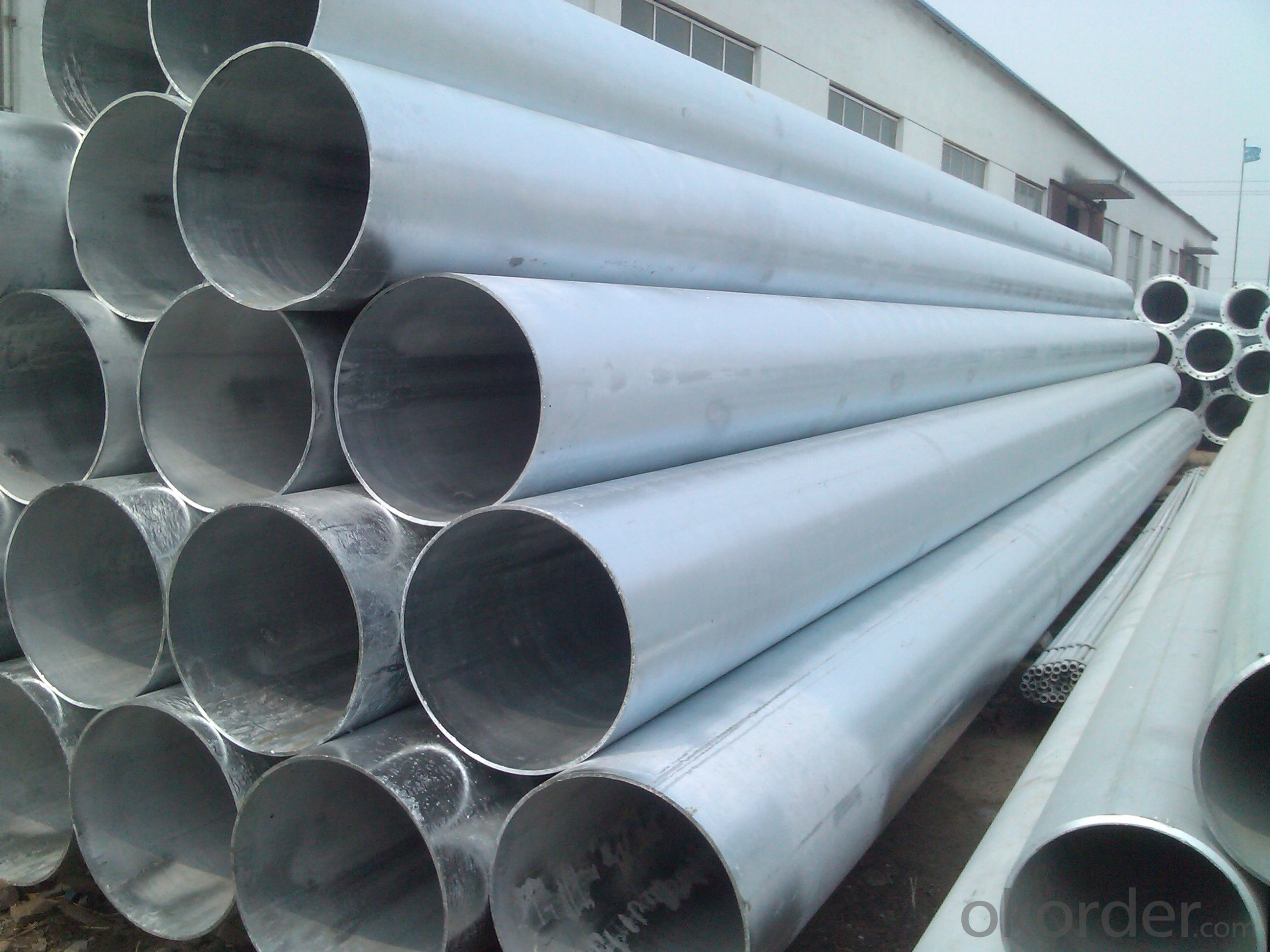 Large Diameter Corrugated Welding Steel Pipe